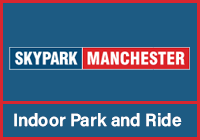 Manchester Skypark Indoor Park & Ride logo