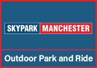 Manchester Skypark Outdoor Park & Ride logo