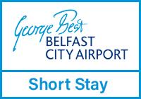 Belfast City Short Stay logo