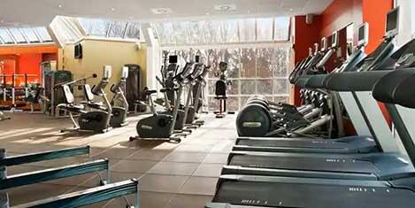 BHX Hilton Hotel Gym