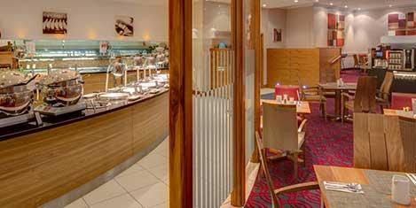 BHX Hilton Hotel Dining