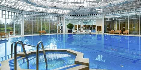 BHX Hilton Pool