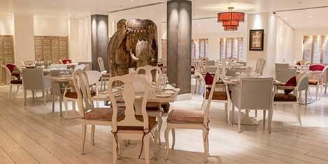LHR Hilton T5 Dining