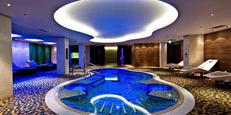 LHR Hilton T5 Pool