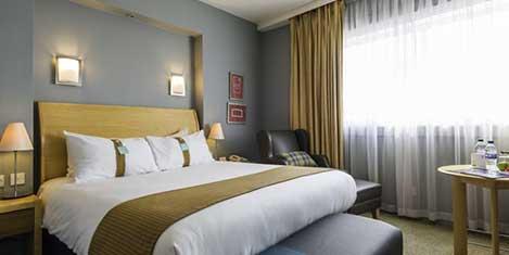 LHR Holiday inn Ariel Room