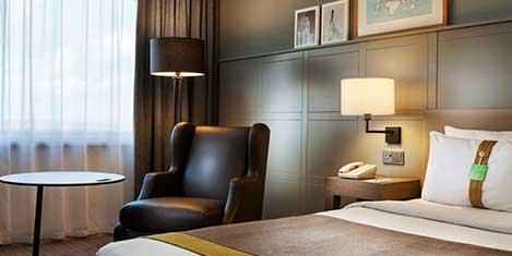LHR Holiday Inn M4 Room