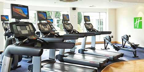 LHR Holiday Inn M4 Gym