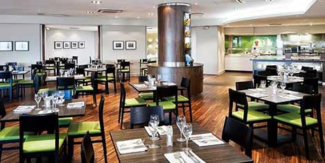 LHR Holiday Inn M4 Breakfast