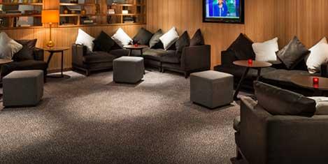 LHR Park Inn Lounge
