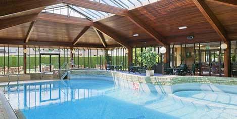 MAN Britannia Airport Inn Pool