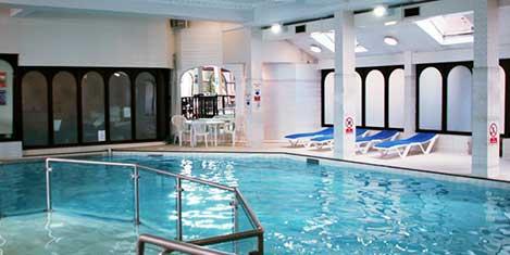 MAN Britannia Country House Hotel Pool