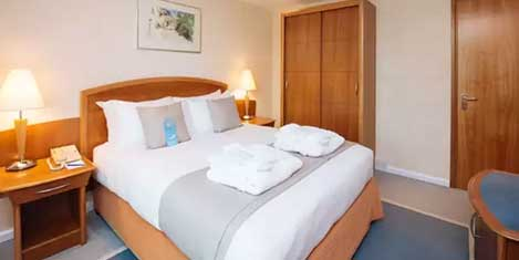 LGW Arora Hotel Room