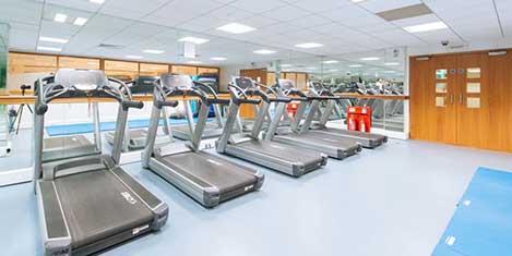 LGW Arora Hotel Gym