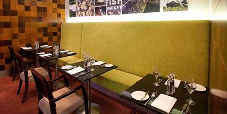 LGW Arora Hotel Dining