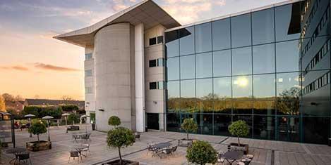 LGW Arora Hotel Exterior