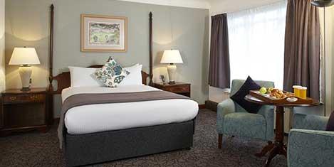 LGW Copthorne Hotel Room