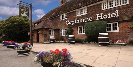LGW Copthorne Hotel Exterior