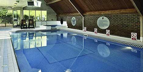 LGW Copthorne Hotel Pool
