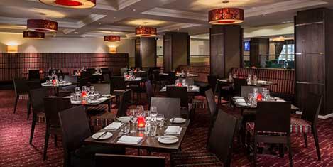 LGW Holiday Inn Worth Dining