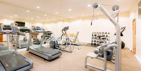 LGW Sofitel Hotel Gym