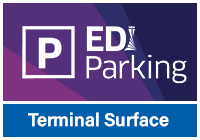 Edinburgh Airport Terminal Surface Logo