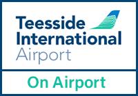 Teesside International On-Airport