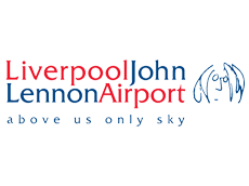 Liverpool airport lounge logo