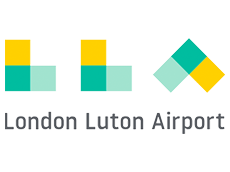 Luton airport lounges logo