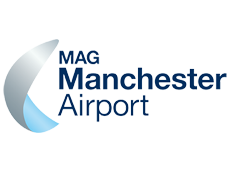 Manchester airport lounges logo