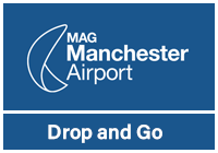 Manchester Drop and Go logo