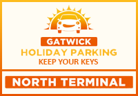 Holiday Parking North Terminal - Keep Your Keys logo