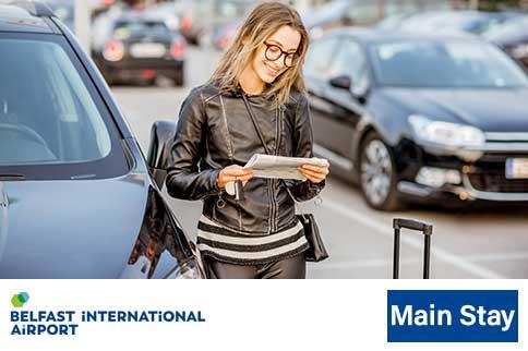 Belfast-International-Main-Stay-Customer