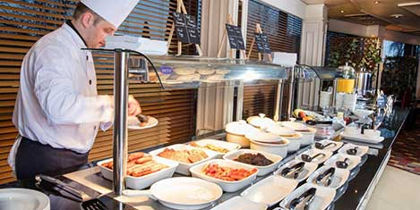 GLA-Normandy-Hotel-Breakfast