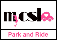 My CSL Stansted Park & Ride logo