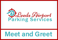 Leeds Airport Parking Services Meet & Greet logo