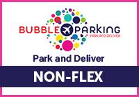 Gatwick Bubble Park and Deliver - NON-FLEX Logo