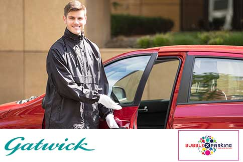 Gatwick Bubble Park and Deliver - NON-FLEX