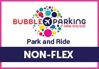 Stansted Bubble Park and Ride - NON-FLEX Logo