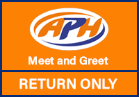 APH Meet & Greet Gatwick (On Return Only)