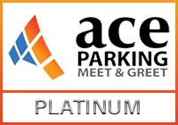 Gatwick Ace Parking Platinum logo