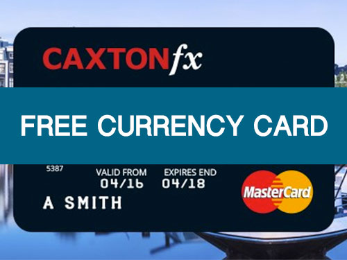FREE currency card