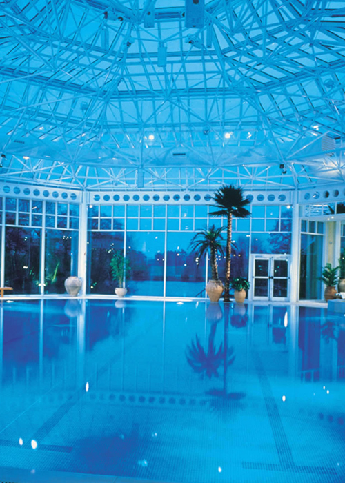 Birmingham Hilton Metropole Hotel Swimming facilities