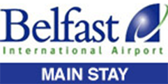 Belfast Int. Main Stay car park logo