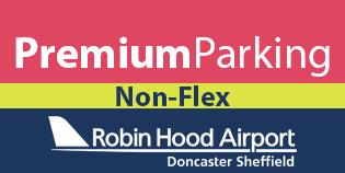 Doncaster (Robin Hood) Airport Premium Parking - NON-FLEX logo