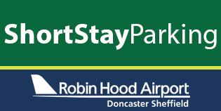 Doncaster (Robin Hood) Short Stay Parking logo