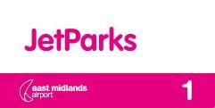 East Midlands Airport JetParks 1 logo