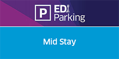 Edinburgh Airport Mid Stay Car Park logo