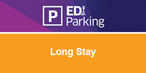 Edinburgh Airport Long Stay Car Park logo