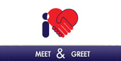 I Love Meet & Greet for Gatwick airport logo