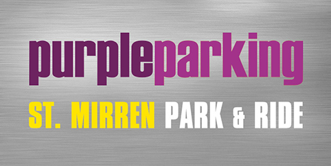 St Mirren Park & Ride to Glasgow Airport logo